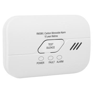 Smartwares koolmonoxidemelder (CO) RM370 10 jaar batterij