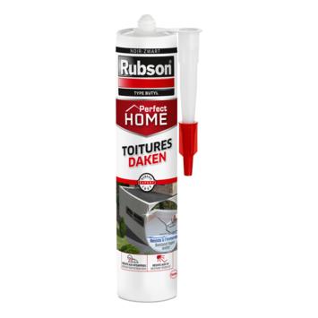 Rubson voegkit daken zwart 280 ml