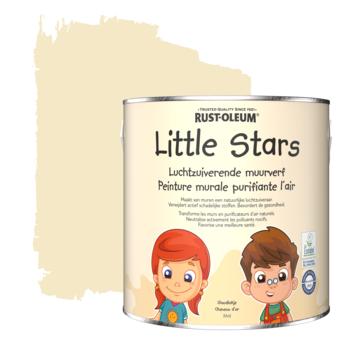 Rustoleum Little Stars Luchtzuiverende muurverf Goudlokje 2,5 L