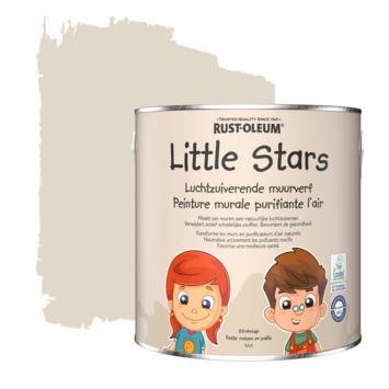 Rustoleum Little Stars Luchtzuiverende muurverf Strohuisje 2,5 L