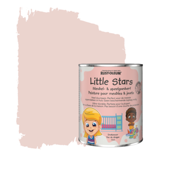 Rustoleum Little Stars Meubel- en speelgoedverf Drakenvuur 750 ml