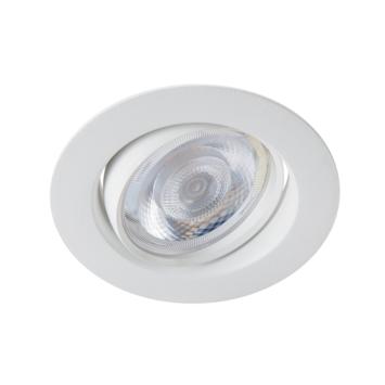 Spot encastrable Philips l LED 6W dimmable blanc