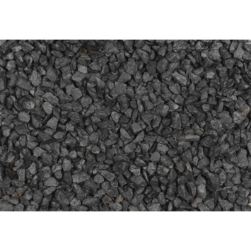 Split grind Basalt zwart 16-32 mm mini bigbag 500 kg