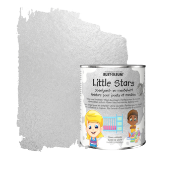 Rustoleum Little Stars Meubel- en speelgoedverf Tinnen Soldaat 750 ml metallic