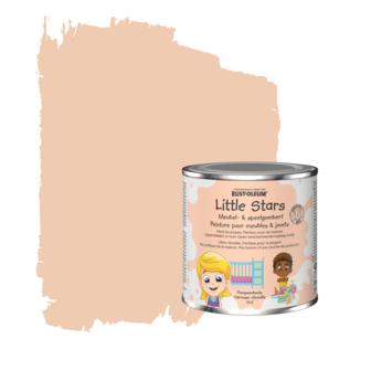 Rustoleum Little Stars Meubel- en speelgoedverf Pompoenkoets 250 ml