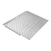 Secucare drempelhulp basic 8-15 cm aluminium