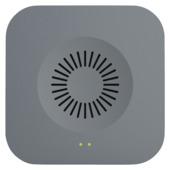 Module intérieur pour sonnette de porte connectée Wifi Qnect gris