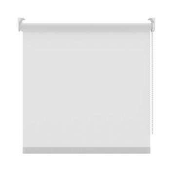 Rolgordijn uni licht doorschijnend 833 180x190 cm wit