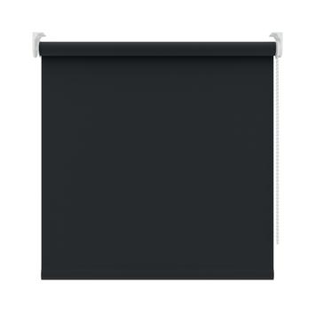 Rolgordijn uni verduisterend 5710 180x190 cm zwart