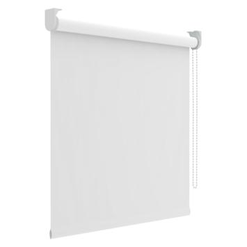 Rolgordijn uni verduisterend 5715 60x190 cm wit