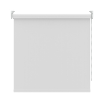 Rolgordijn uni verduisterend 5715 180x190 c  wit