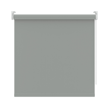Rolgordijn uni verduisterend 5749 180x190 cm licht grijs