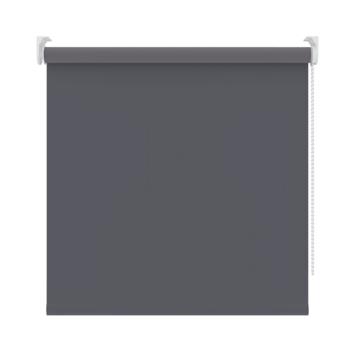 Rolgordijn uni verduisterend 5756 60x190 cm antraciet