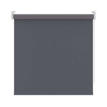 Rolgordijn uni verduisterend 5756 210x190 cm antraciet