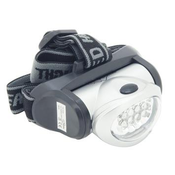 Lampe de poche frontale 8 LED Profile