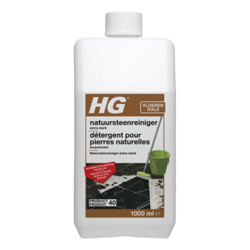 HG krachtreiniger natuursteen 1 L