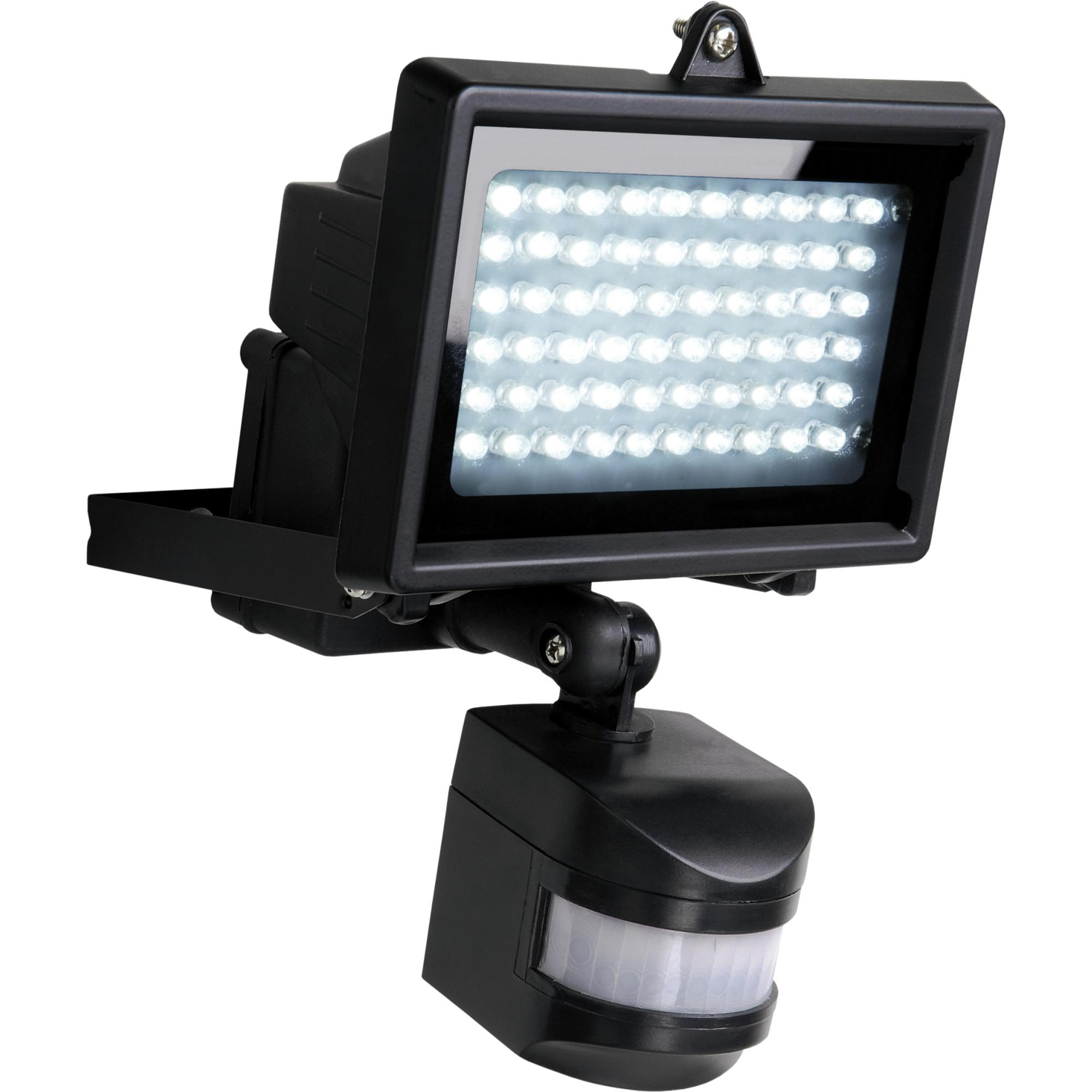 projecteur avec d t cteur de mouvement gamma 60 led clairage ext rieur capteur clairage. Black Bedroom Furniture Sets. Home Design Ideas