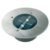 DP Spot à enterrer rond Carlo Ranex Solar 2 LED 0,06W