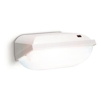 Philips buitenlamp wit