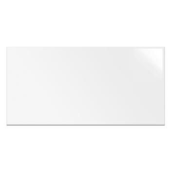 Wandtegel Hoogglans wit 30x60 cm 1,08 m²