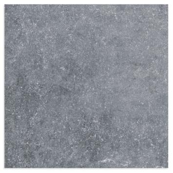 Terrastegel Keramisch Pietra Antraciet 60x60 cm - 2 Tegels / 0,72 m2