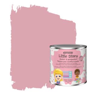 Rustoleum Little Stars Meubel- en speelgoedverf Indische Lotusbloem 250 ml