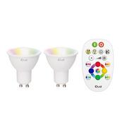 iDual bulb GU10 Generation 2 met afstandsbediening