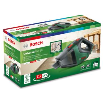 Aspirateur à main 18 V Bosch UniversalVac 18 sans accu ni chargeur