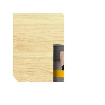 Vernis meuble V33 mat incolore 500 ml