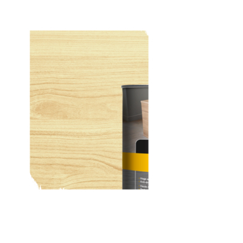 V33 meubelvernis zijdeglans kleurloos 1 L