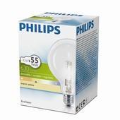 Philips ecohalogeen lamp globe E27 630 lumen 42W = 55W