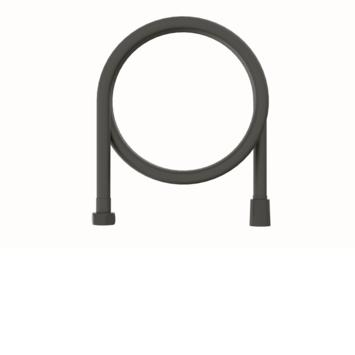 Flexible de douche Allibert Alliblack pvc 150 cm noir