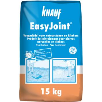 Knauf EasyJoint voegmiddel 15 kg grijs