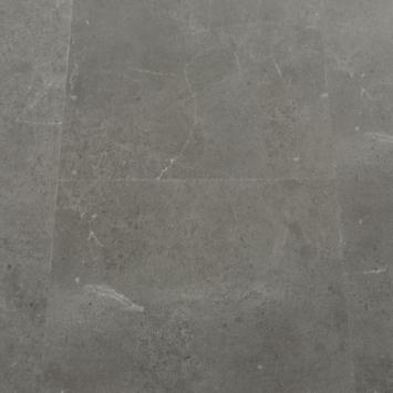 Clickvinyl Burano Tegel Marmer Antraciet 30x60cm Micro 4V-groef 4mm 2,61m²