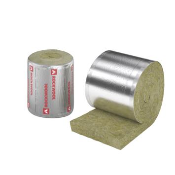 Rockwool Rockroof Sidefix Base steenwoldeken 600x60x8 cm rol 3,6 m² R=2, per rol