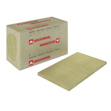Rockwool Rocksono solid wandplaat 7x60x100 cm 3,6m² R=2 6 stuks