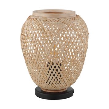 Lampe de table Dembleby brun