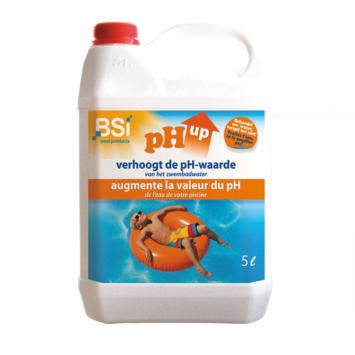 pH+ pour piscines BSI 5 L