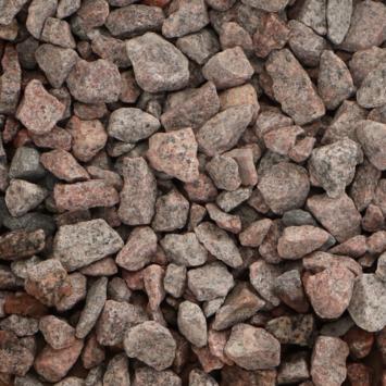 Split grind graniet roze 8-16 mm bigbag 1000 kg
