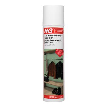 HG spray water-, olie-, vet- en vuildicht leder 400 ml