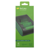 Chargeur universel GP ReCyko B631 raccordement USB