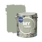 Histor MY Color muurverf extra mat boulder lich 2,5 liter
