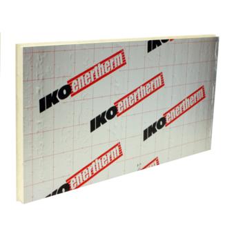 Iko Enertherm Comfort tand en groef isolatietegel 60x120x8 cm 0,75 m² R=3,52 grijs