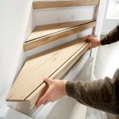 Rénovation d'escalier sur mesure