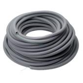 Tuyau flexible avec tire-fil Legrand 16mm 25m gris