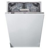 Whirlpool lave-vaisselle tout intégrable WSIO 3T223 PE X 45 cm
