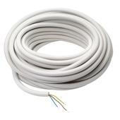 Tube pré-câblé Profile 3G1,5mm² blanc 12,5m