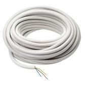 Tube flexible pré-câblé 16mm Profile 3G2,5mm² 12,5m blanc
