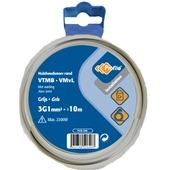 Profile VTMB-kabel grijs 3G1 mm² - lengte 10 m
