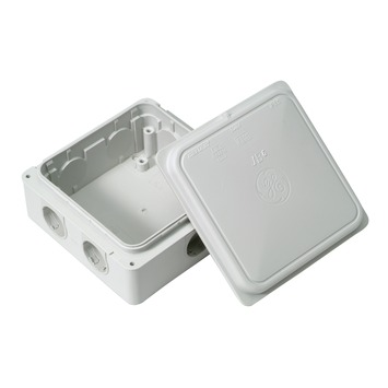 Vynckier Flex-O-box aftakdoos grijs 5 st